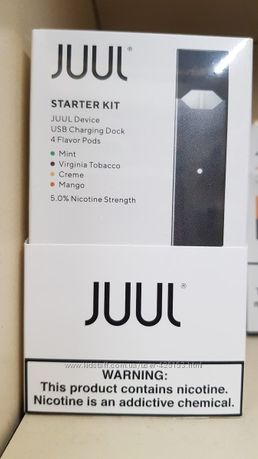 JUUL , Джул магнитная зарядка USB Стартовый набор (tA9c9C23)