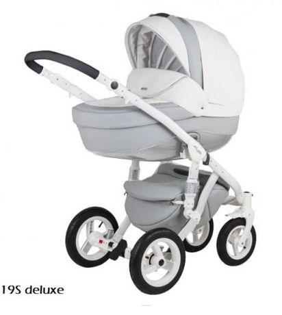 Wózek 3 w 1 Adamex Barletta