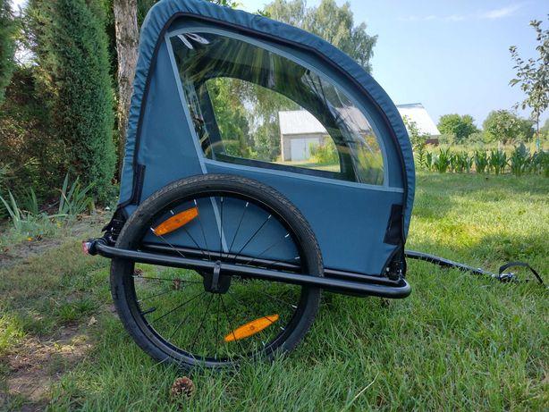 Przyczepka rowerowa dla dzieci Bike Original dla jednego/dwójki dzieci
