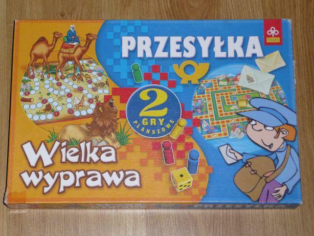 Gry Przeyłka / Wielka wyprawa