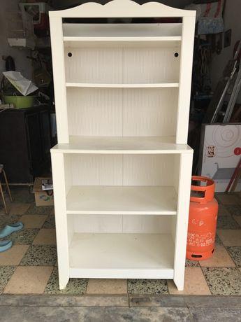 Estante Ikea branca