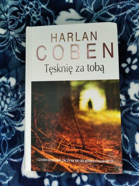 """Tęsknię za tobą"" Harlan Coben"