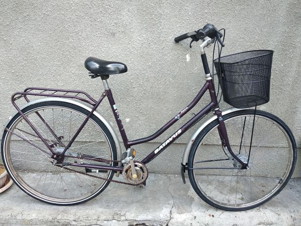 Велосипед из Германии Batavus. Планетарка Sachs 3