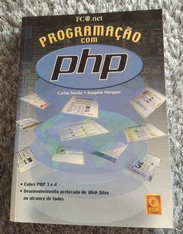 Programação com php, de Carlos Serrão e Joaquim Marques