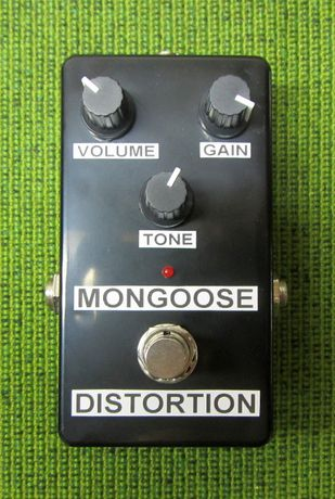 Efekt gitarowy Mongoose Distortion (klon )
