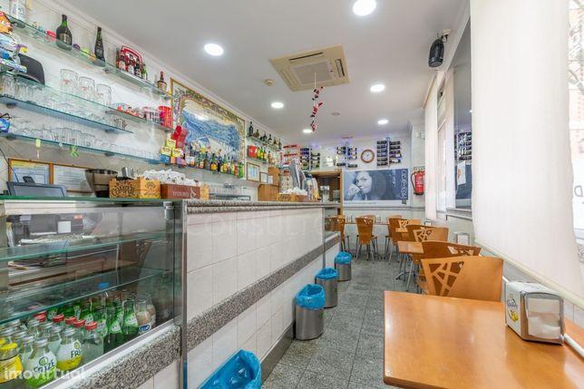 Trespasse Café/Snack Bar em Chelas
