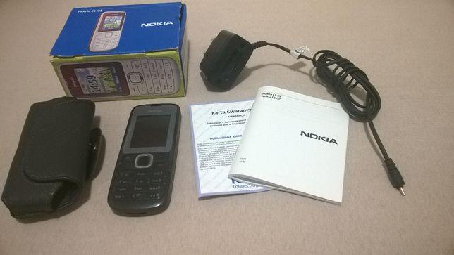 Telefon, bateria, ładowarka
