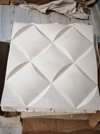 Panele 3D 17szt (12zł/szt)+GRATIS