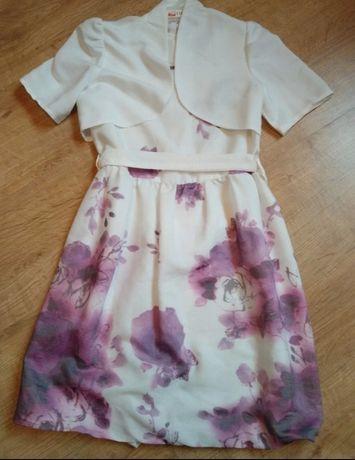 Sukienka na dziewczynkę