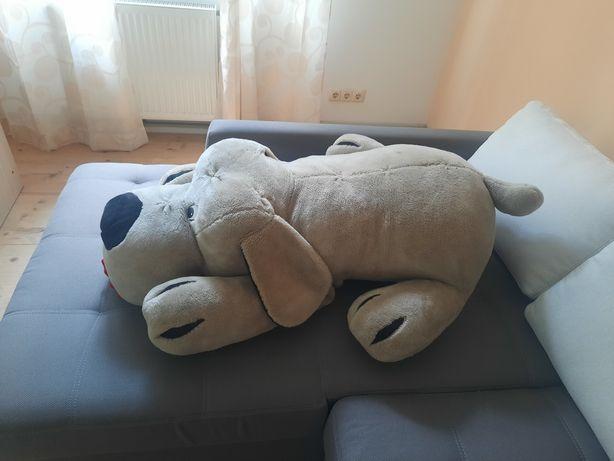Великий м'який собака