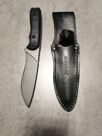 Nóż Schrade - Nóż survivalowy Frontier Fixed Blade - Black Grivory