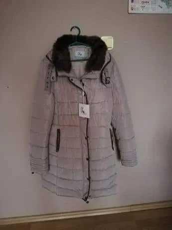 Kurtka zimowa płaszcz zimowy
