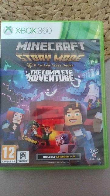 Gra na konsolę Xbox 360 Minecraft Story Mode