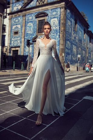 Suknia ślubna Garda by OlaLa
