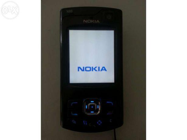 Nokia N80i usado
