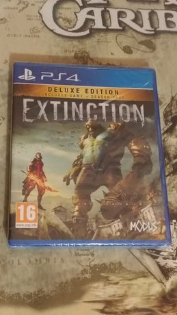 Extinction Ps4 Deluxe Edition