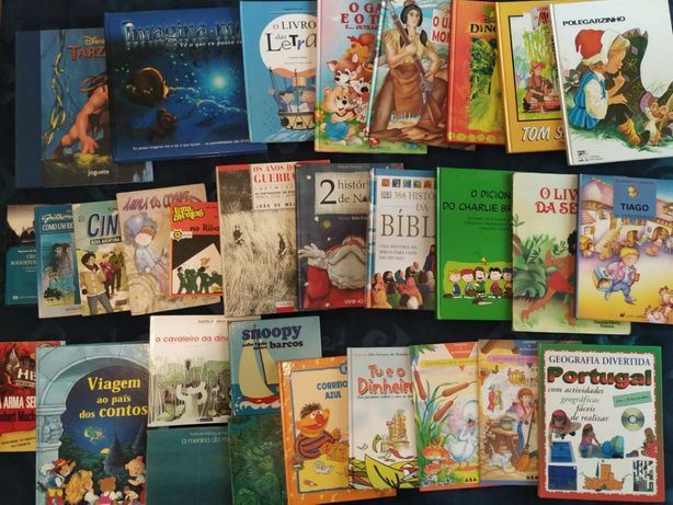 Livros - Variados