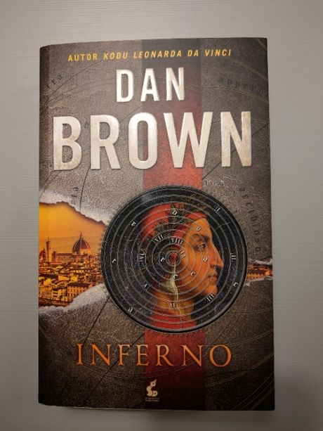 Dan Brown Inferno. Stan idealny