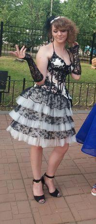 Выпускное , вечернее платье!