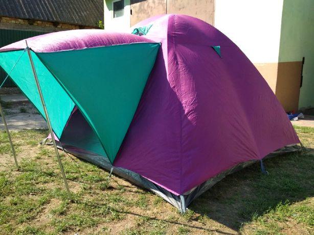 Палатки 3місні з Німеччини Globetrotter.IGLU