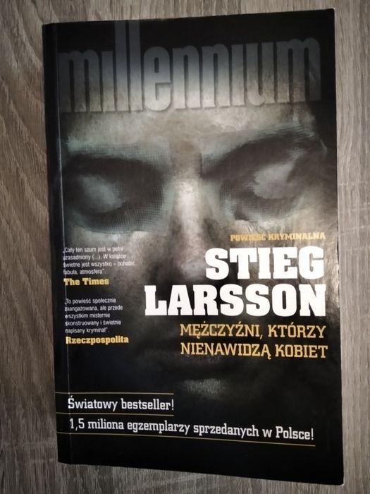 Stieg Larsson Mężczyźni, którzy nienawidzą kobiet Wodzisław Śląski - image 1