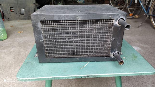 Дополнительный радиатор отопления салона