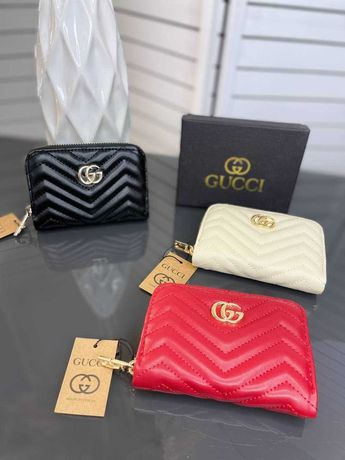 Женский кошелек Gucci. Премиум качество гуччи.
