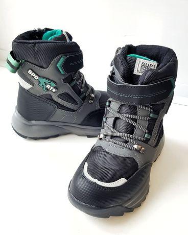Зимние ботинки Alemi Kids