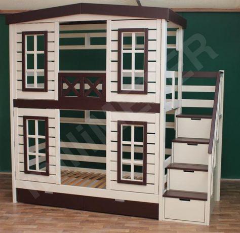 двухъярусная кровать Алиса 2, кровати двухъярусные