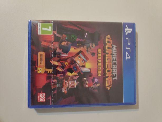 Minecraft Dungeons (PS4 e Selado)