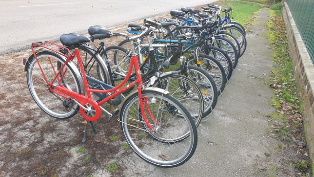 Велосипеди з германії