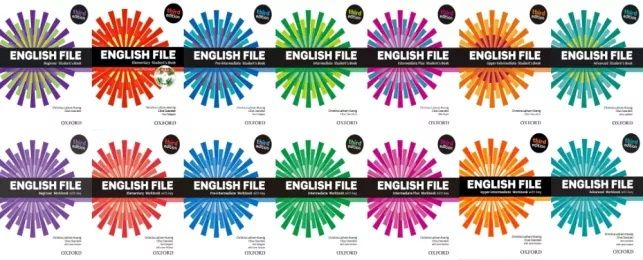 English File 3-rd edition Beginner,Elementary,Pre-,Upper-,Intermediate