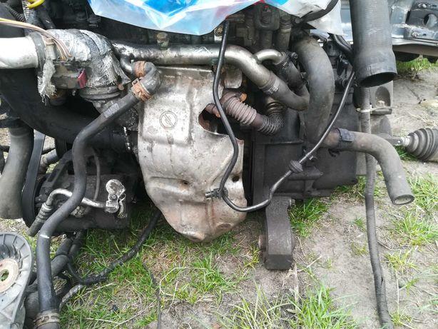 Silnik astra vectra 1.9 cdti z19dth kompletny ze skrzynia biegów