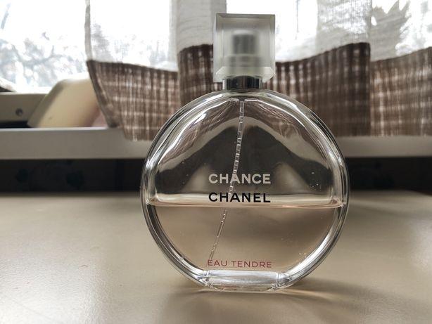 Chanel Chance eau tendre в остатке 45ml