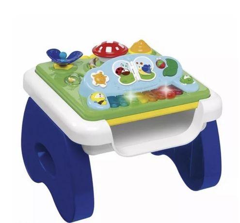Chicco stolik zabawka edukacyjny interaktywny dla dzieci 12m+