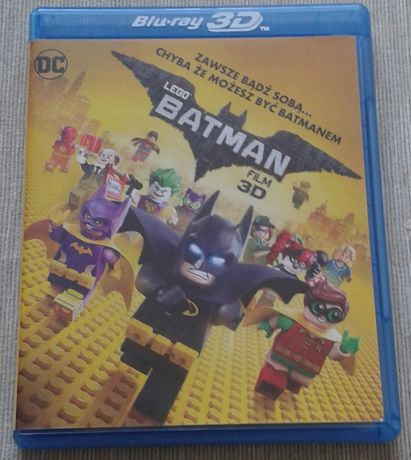 Lego Batman: Film (2 x Blu-ray, 2D+3D) - polskie napisy i dubbing