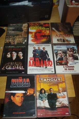 lote 25 dvds raros parte 12