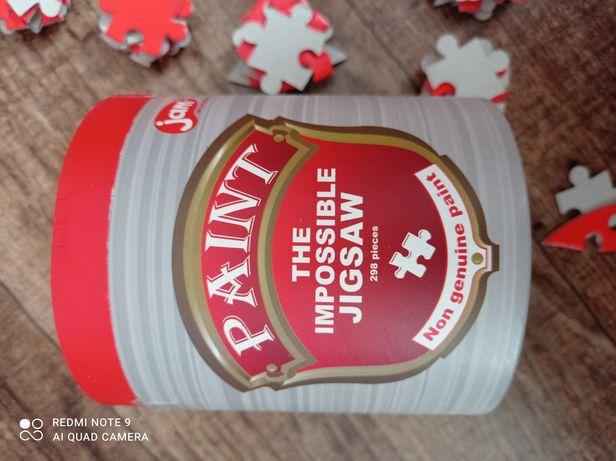Puzzle 298 Paint Impossible puzzle Jigsaw