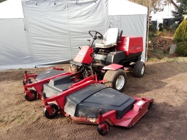 Traktorek kosiarka Toro groundmaster 455d 4x4
