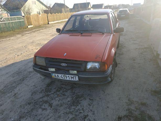 Форд Орион, ескорт