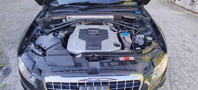Двигун двигатель 3.0 tdi ccwa audi Q5 a4 b8 a6 c7