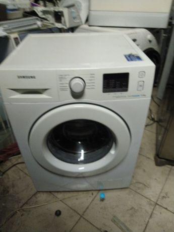 Entrega garantia máquina de roupa Samsung ecobooble 7kg