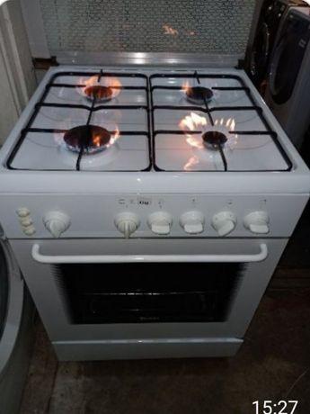 Плита з газ - електро духовкою бу з Європи Київ  гарантія  доставка