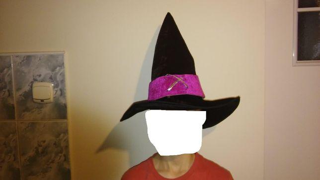 Czapka czarownicy - przebranie