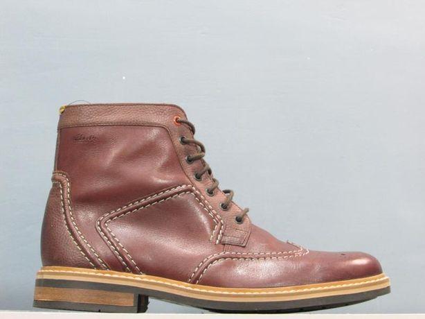 Clarks Darby Top, Men's Oxford Lace-Up 44 285mm Черевики Ботинки