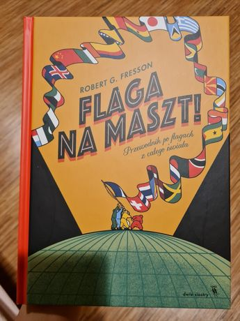Flaga na maszt książka nowa