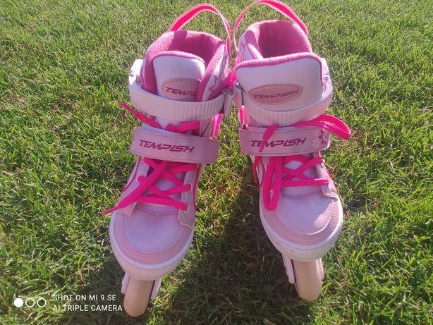 Rolki dziewczęce Templsh Swist pink 30 - 33