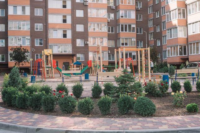Последняя 2к панорамная квартира в ЖК Александровсий 2!