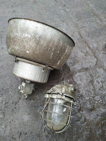 Lampy loftowe vintage