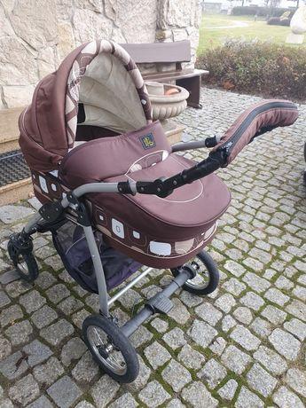 Wózek dziecięcy za gorzka czekolade:)